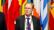 Ivan Rogers hatte sein Amt seit November 2013 inne.