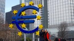 Eurokurs fällt deutlich
