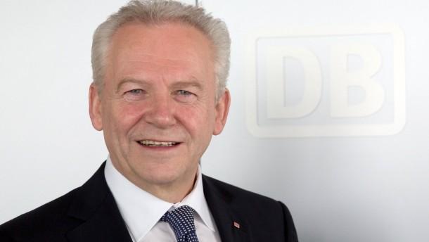 Hauptversammlung Deutsche Bahn AG