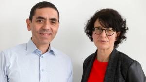 Biontech-Gründer erhalten Verdienstorden