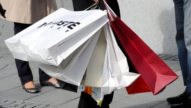 Angst vor Terror trübt die Einkaufslust