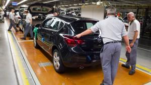 Opel peilt offenbar die 28-Stunden-Woche an