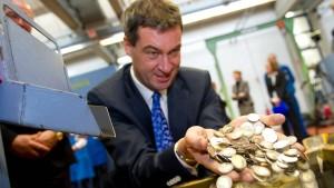 Söder möchte Bankenaufsicht nach München holen
