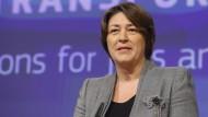 EU-Verkehrskommissarin Violeta Bulc