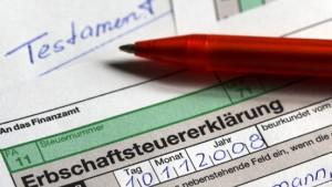 Unionsfraktion hadert mit Erbschaftsteuerreform