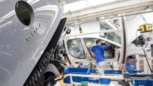 Deutsche Autobranche fordert aktive Industriepolitik für Klimaschutz