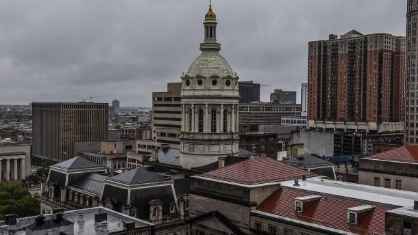 Ein Hacker erpresst Baltimore – immer noch