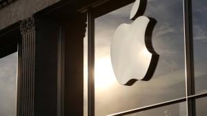 Amerikanische Tech-Unternehmen geben Ton an