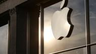 Nach Börsenwert der teuerste Konzern der Welt: Apple