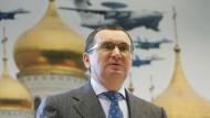Putin entlässt Landwirtschaftsminister