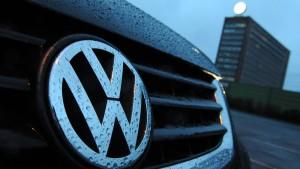 Volkswagens Durchdrehmoment