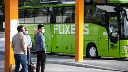 Flixbus fährt vor Weihnachten wieder