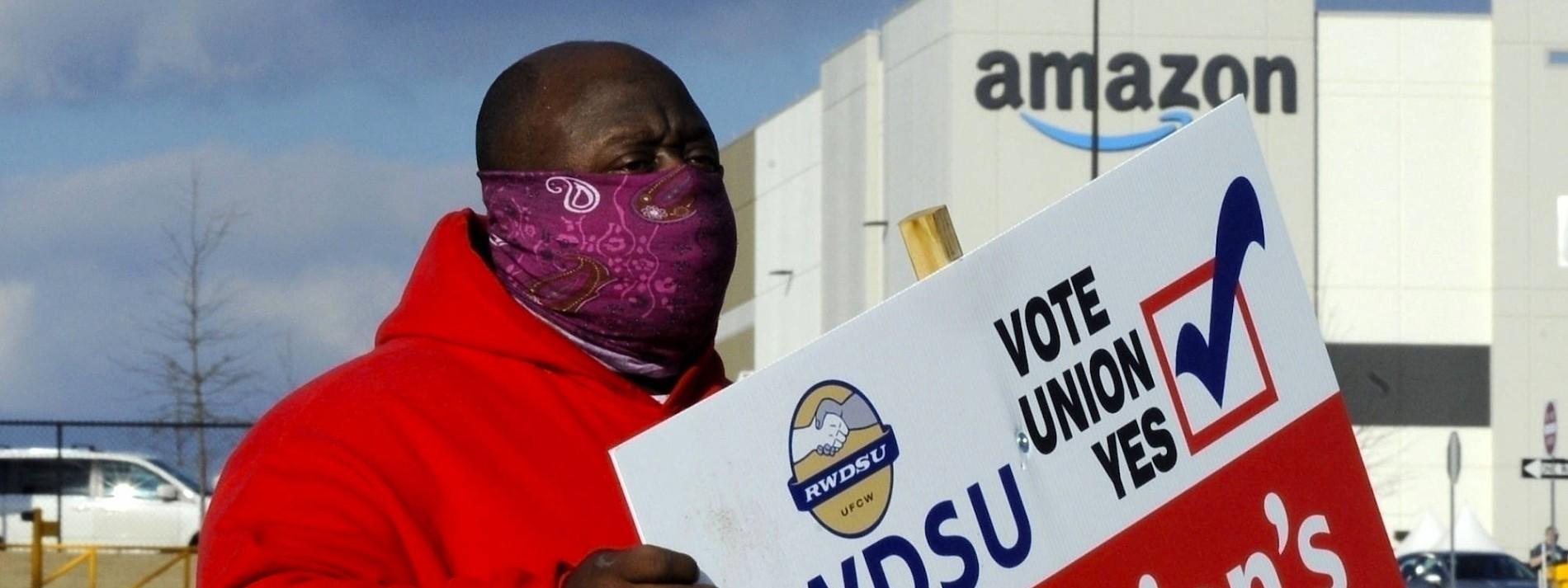 Beschäftigte stimmen gegen Amazon-Gewerkschaft