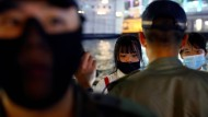 Proteste in Hongkong am Donnerstag