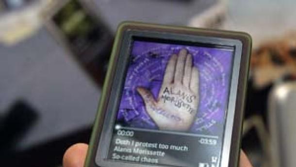 Angriff auf den iPod