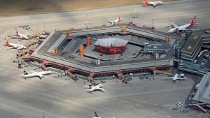 Berlin-Tegel ist der unpünktlichste Flughafen