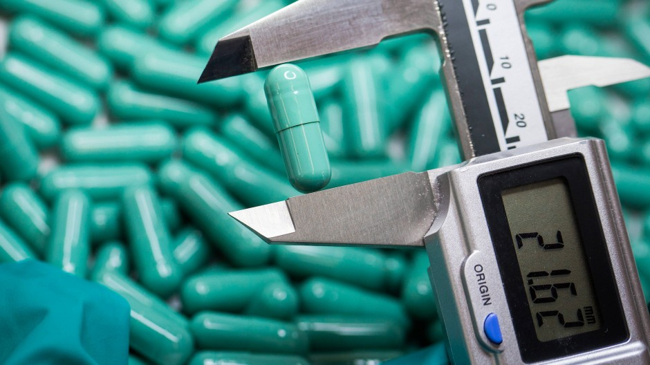 Wurde in den vergangenen Wochen genau geprüft: Stada stellt rezeptfreie Medikamente und Nachahmer-Mittel (Generika) her.