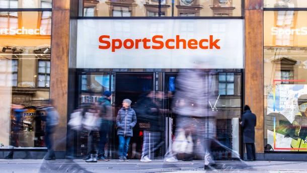 Sport Scheck geht an Karstadt Kaufhof