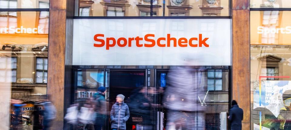 SportScheck Filliale in Stuttgart | Kontakt & Services