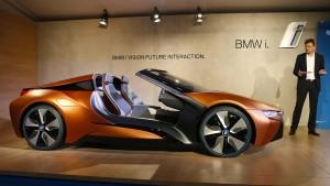 BMW vor Mercedes vor Audi