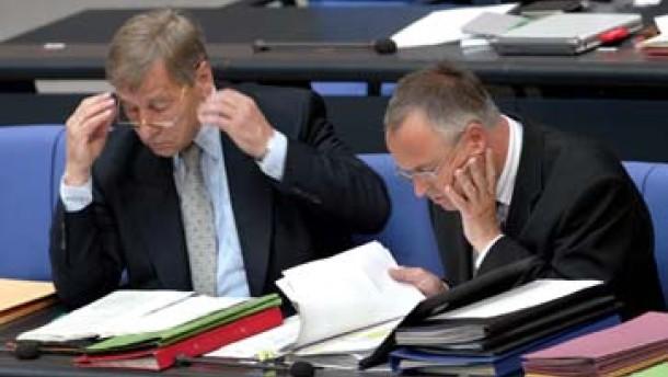 Steuerpolitische Endzeitstimmung?