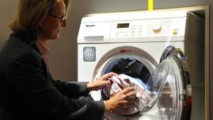 Waschen und sparen