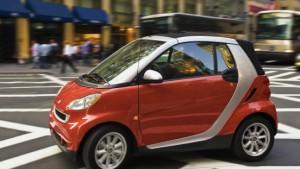 Daimler arbeitet an kleineren Autos