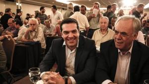Scheitert Alexis Tsipras jetzt an seiner Partei?