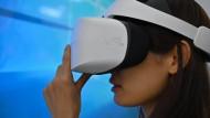Virtuelle Welten: Der nächste Mobilfunkstandard soll auch in diesem Bereich viel Neues ermöglichen.