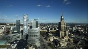 Polnische Hausbesitzer trifft der starke Franken hart