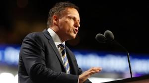 PayPal-Gründer Thiel hält zu Trump