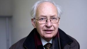 Wirtschaftsnobelpreisträger Reinhard Selten gestorben