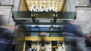 Karstadt nimmt Abschied vom Luxus