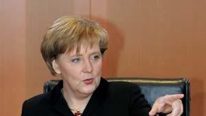 Merkels erste Woche