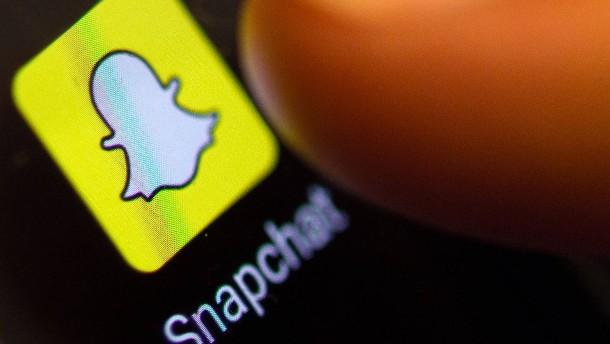 Neue Snapchat-App nervt Nutzer – Aktienkurs bricht ein