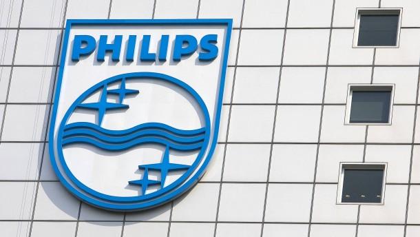 Philips verkauft Haushalts-Sparte
