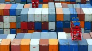 Deutsche Exporte im April mit Rekordeinbruch