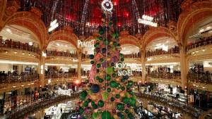 Gewalttätige Proteste bedrohen Frankreichs Kaufhäuser