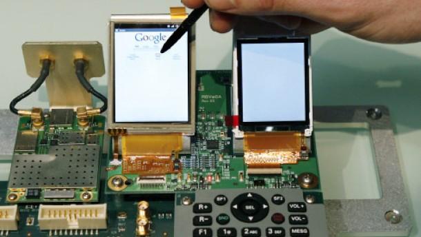 Die ersten Google-Handys sind da
