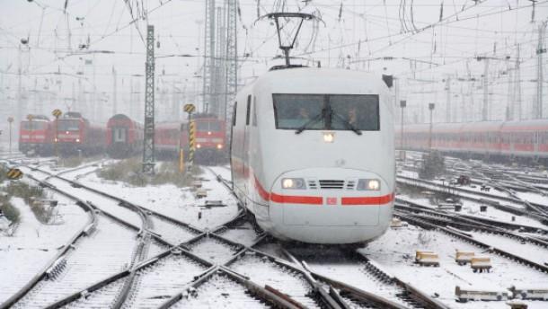 Bahnfahren wird wieder teurer