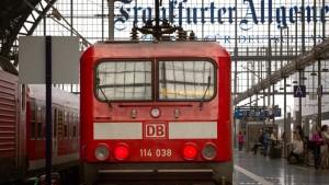 Lokführer drohen mit weiteren Streiks