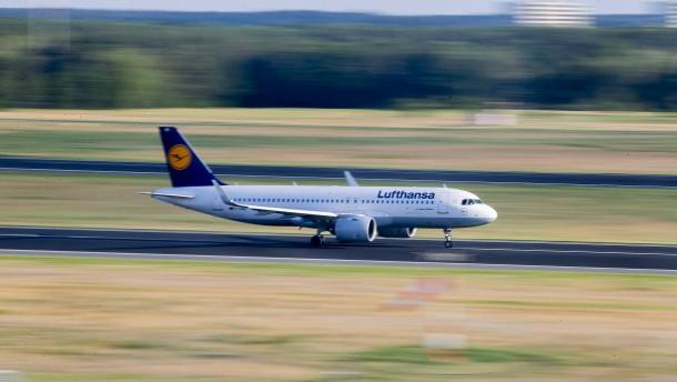 Lufthansa warnt vor Scheitern des Rettungspaketes