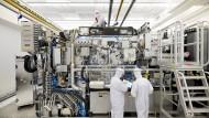 So funktioniert Chipfertigung mit extremen UV-Licht