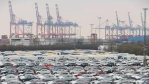 Autoexport schrumpft um 38 Prozent