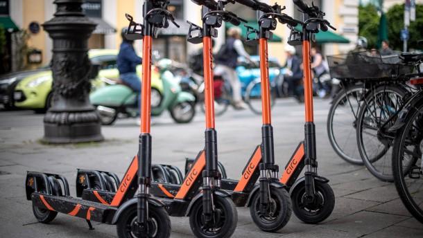 Fusion auf dem E-Scooter-Markt