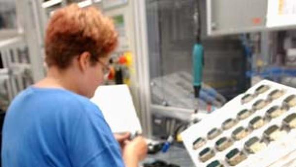 Schonfrist für die Handy-Sparte von Siemens