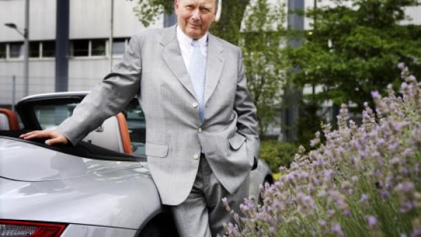 Wolfgang Porsche wird Aufsichtsratschef