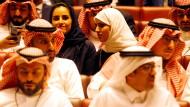 Im April ist in Saudi-Arabien erstmals seit den achtziger Jahren ein kommerzieller Kinofilm öffentlich gezeigt worden.