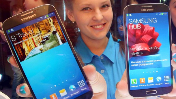 Samsung stellt Apple in den Schatten