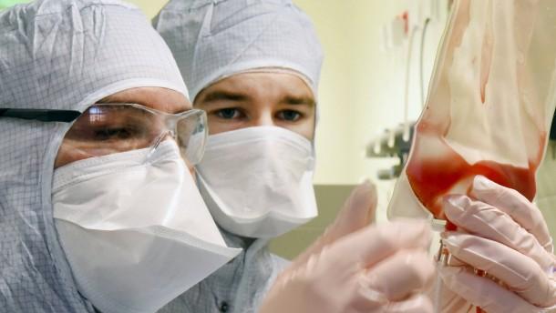 Wie Gentherapien Leben retten sollen